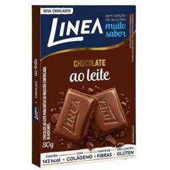 Chocolate ao Leite Linea 30g