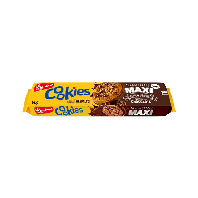 Cookies Maxi Bauducco 96g