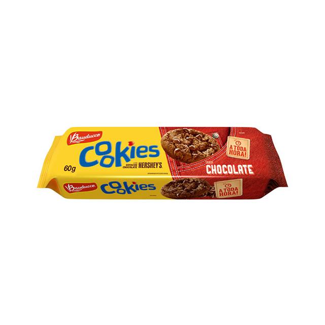 Cookies Bauducco Chocolate 60g