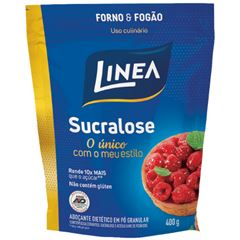 Adoçante Linea Sucralose Culinário 400g