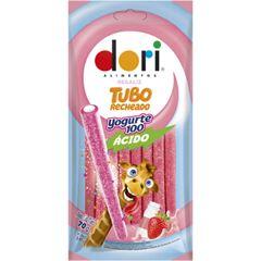 Dori Regaliz Tubo Recheado Ácido Yogurte100 70g