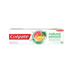 Creme Dental Colgate Natural Extracts Defesa Reforçada 90G