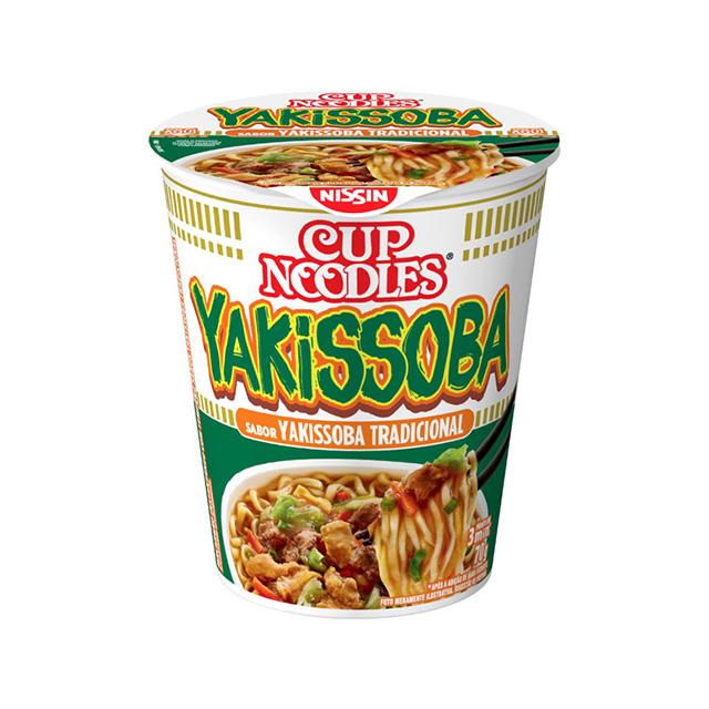 Cup Noodles Yakissoba 70g