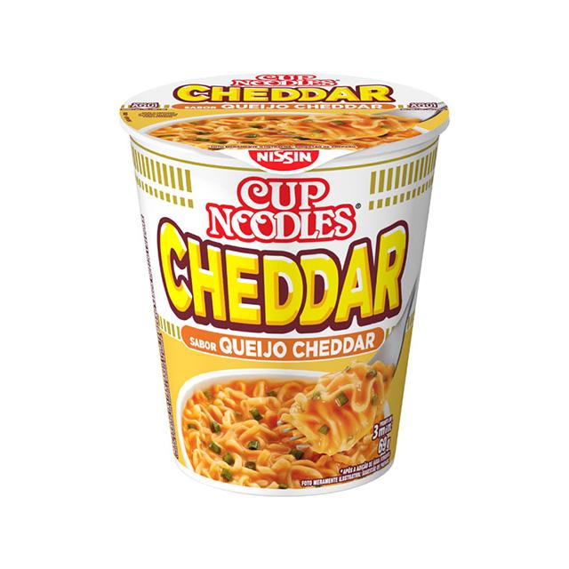 Cup Noodles Cheddar 69g