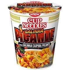 Cup Noodles Galinha Caipira Picante 68g
