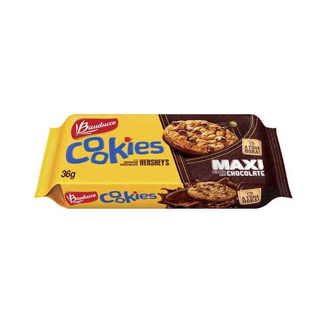 Cookies Maxi Bauducco 36g