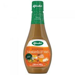 Molho para Salada Mostarda com Mel Kenko 236ml