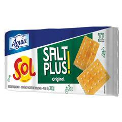 Biscoito Salgado Salt Plus Aguia 360g