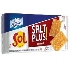 Biscoito Salgado Salt Plus Aguia Integral 360g