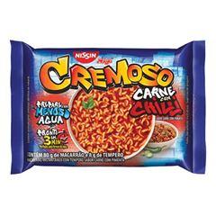 Nissin Lamen Cremoso Carne com Chilli 88g