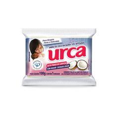 Sabão Côco Barra Urca Premium 100g com 100 und
