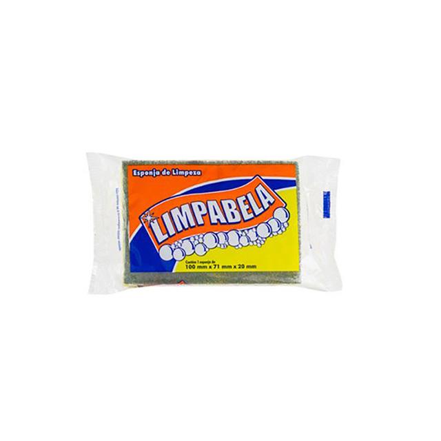 Esponja de Limpeza Limpabela com 1 unidade