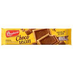 Chocobiscuit Bauducco Chocolate ao Leite 80g