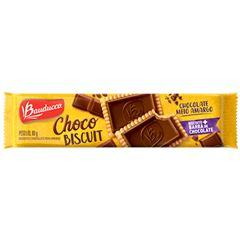 Chocobiscuit Bauducco Chocolate Meio Amargo 80g