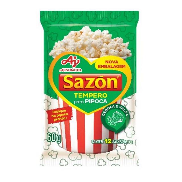Tempero Sazon Pipoca 60g