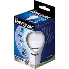 Lampada Rayovac Led 9 watts Bivolt Branca