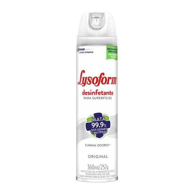 Lysoform Aerossol Original 360ml