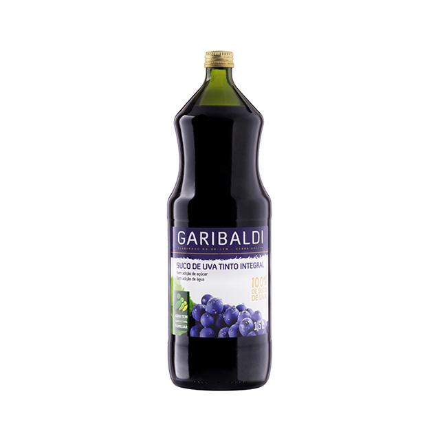 Suco de Uva Garibaldi Integral Tinto 1,5l
