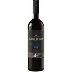 Vinho Adega do Vale Tinto Cabernet Sauvignon Seco 750ml