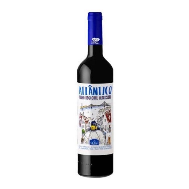 Vinho Atlantico Cantu Tinto 750ml