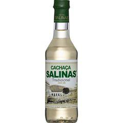 Cachaça Salinas Cristalina 350ml