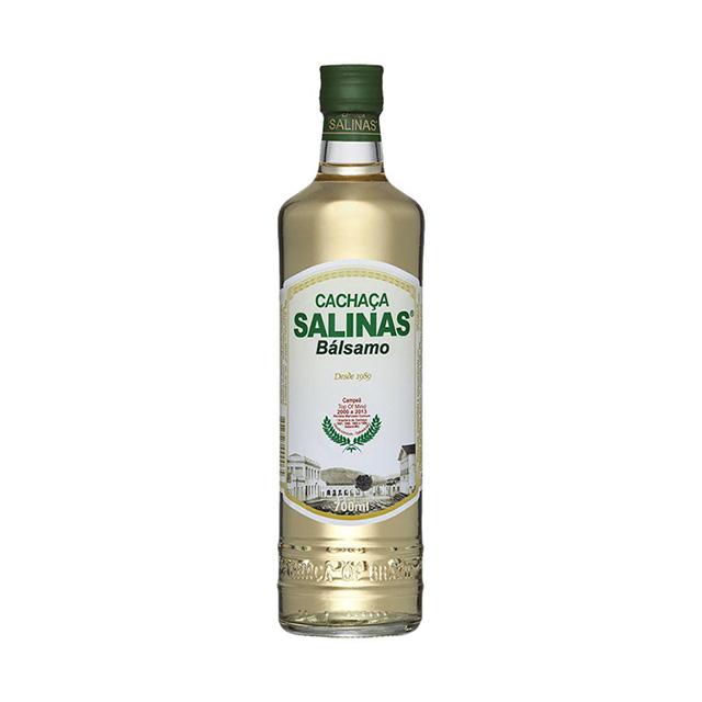 Cachaça Salinas Bálsamo 700ml