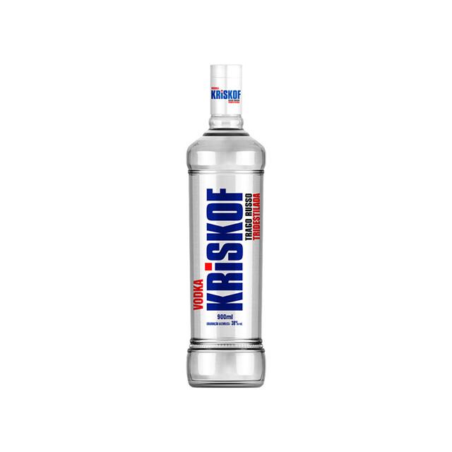 Vodka Kriskof Trago Russo Tridestilada 900ml