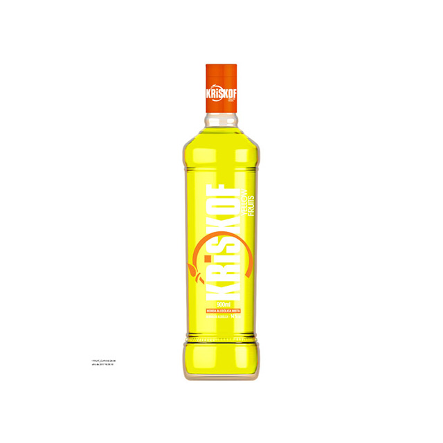 Vodka Kriskof Yellow Fruits 900ml