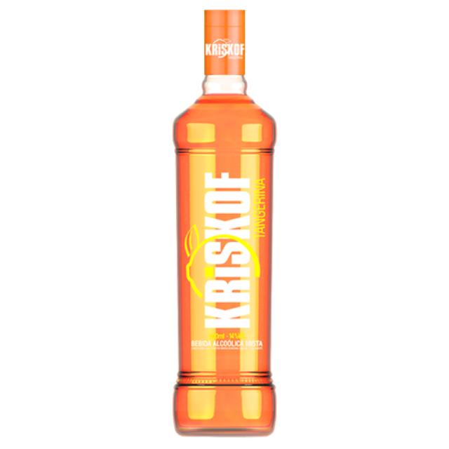 Vodka Kriskof Tangerina 900ml