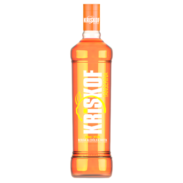 Vodka Kriskof Tangerina 900ml