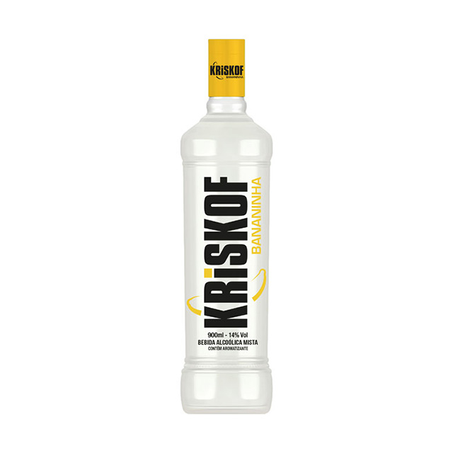 Vodka Kriskof Bananinha 900ml