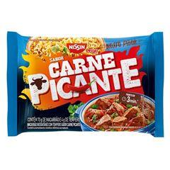 Nissin Lamen Nosso Sabor Carne Picante 74g