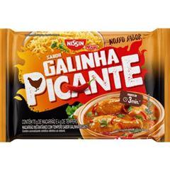 Nissin Lamen Nosso Sabor Galinha Picante 74g