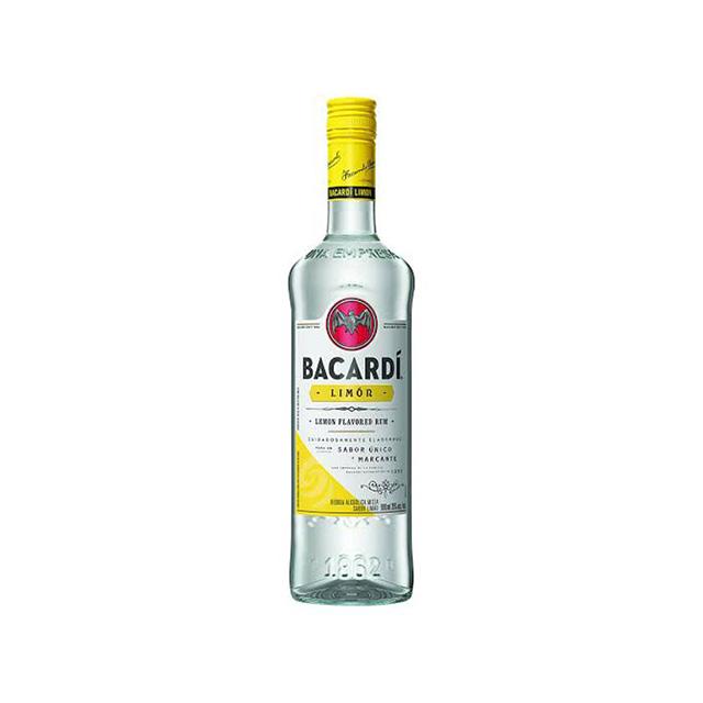 Rum Bacardi Limon 980ml