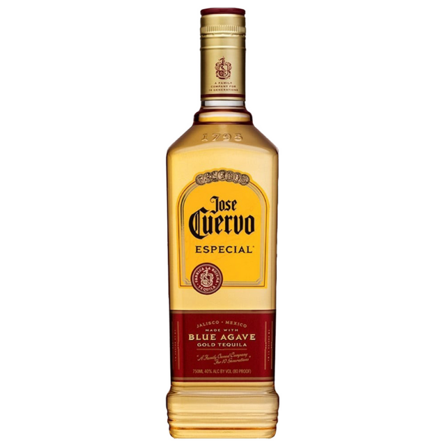 Tequila JOSE CUERVO  Especial 750 ml