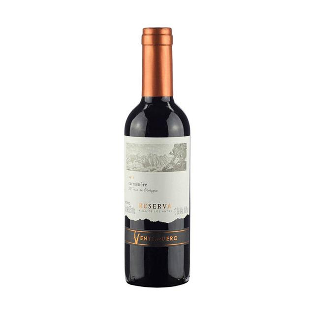 Vinho Chileno Ventisquero Reserva Carmenere 375ml