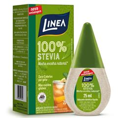 Adoçante Linea Stevia 25ml