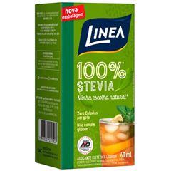 Adoçante Linea Stevia 60ml