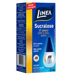 Adoçante Linea Sucralose 25ml