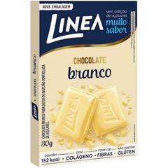 Chocolate Branco Linea 30g