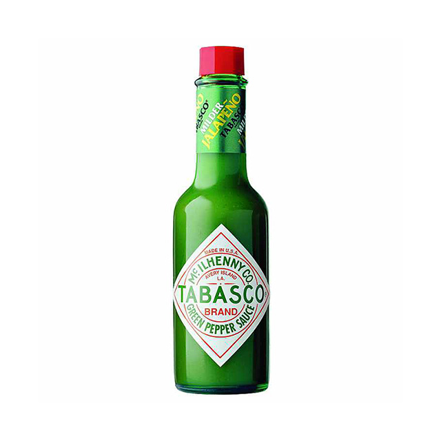 Pimenta TABASCO Green Pepper 60 ml
