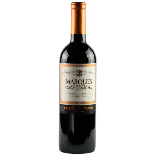 Vinho Marques de Casa Concha Tinto Cabernet Sauvignon 750ml