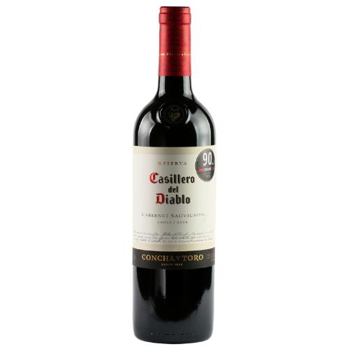 Vinho Casillero del Diablo Tinto Cabernet Sauvignon 750ml