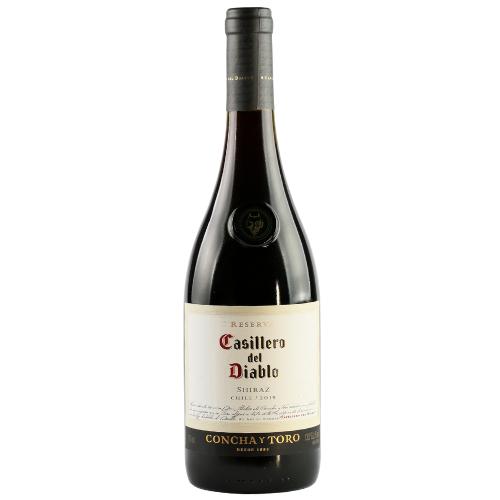 Vinho Casillero del Diablo Tinto Shiraz 750ml