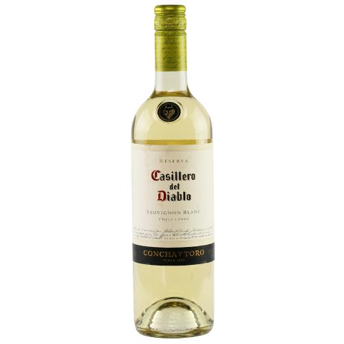 Vinho Casillero del Diablo Branco  Sauvignon  Blanc 750ml