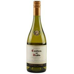 Vinho Casillero del Diablo Branco Chardonnay 750 ml
