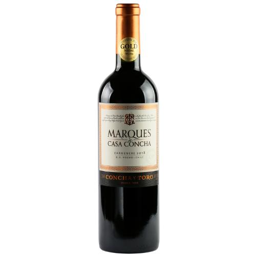 Vinho Marques de Casa Concha Tinto Carmenere 750ml