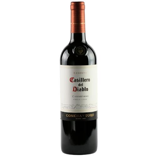 Vinho Casillero del Diablo Tinto Carmenere 750ml