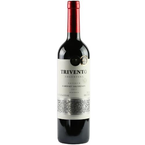 Vinho Trivento Tinto Reserve Cabernet Sauvignon 750ml