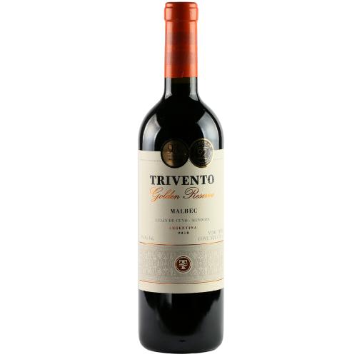 Vinho Trivento Tinto Golden  Malbec 750 ml